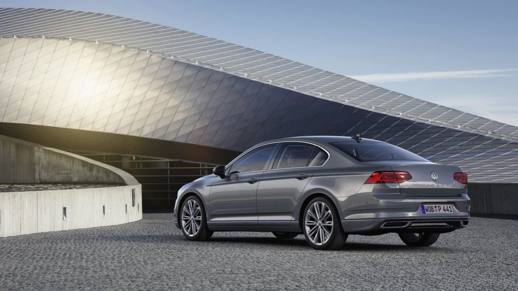 Volkswagen Passat 2020 facelift
