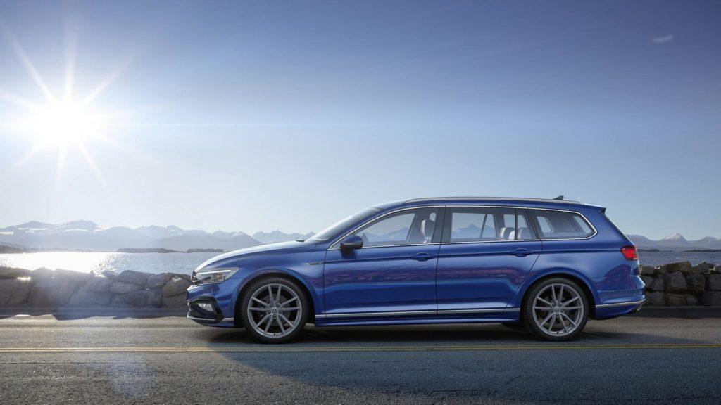 Volkswagen Passat Sportscombi R-Line 2020 facelift