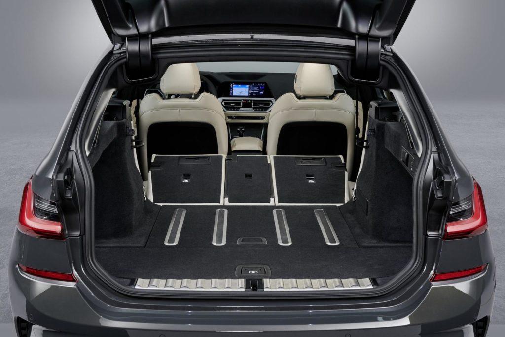 BMW 3-serie Touring 2020 (G21)