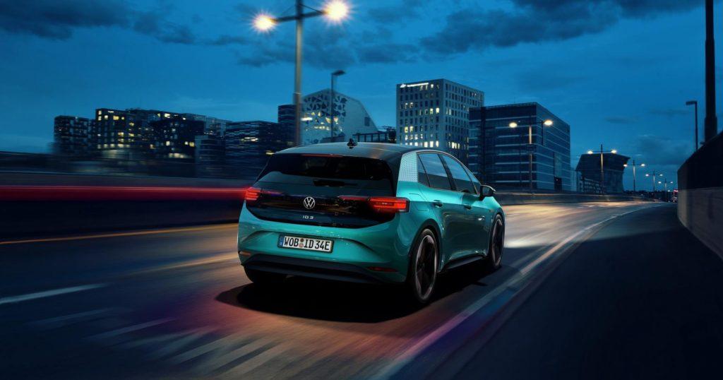 Volkswagen ID.3 1st 2020