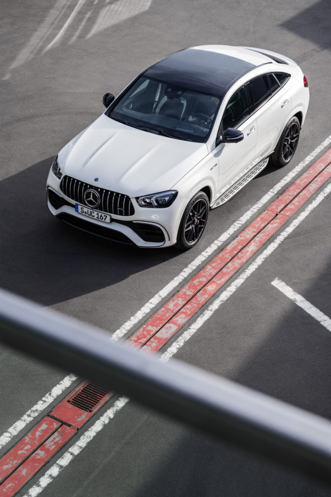 Mercedes-AMG GLE 63 S 4MATIC+ Coupé, C167, 2020Mercedes-AMG GLE 63 S 4MATIC+ Coupé, C167, 2020