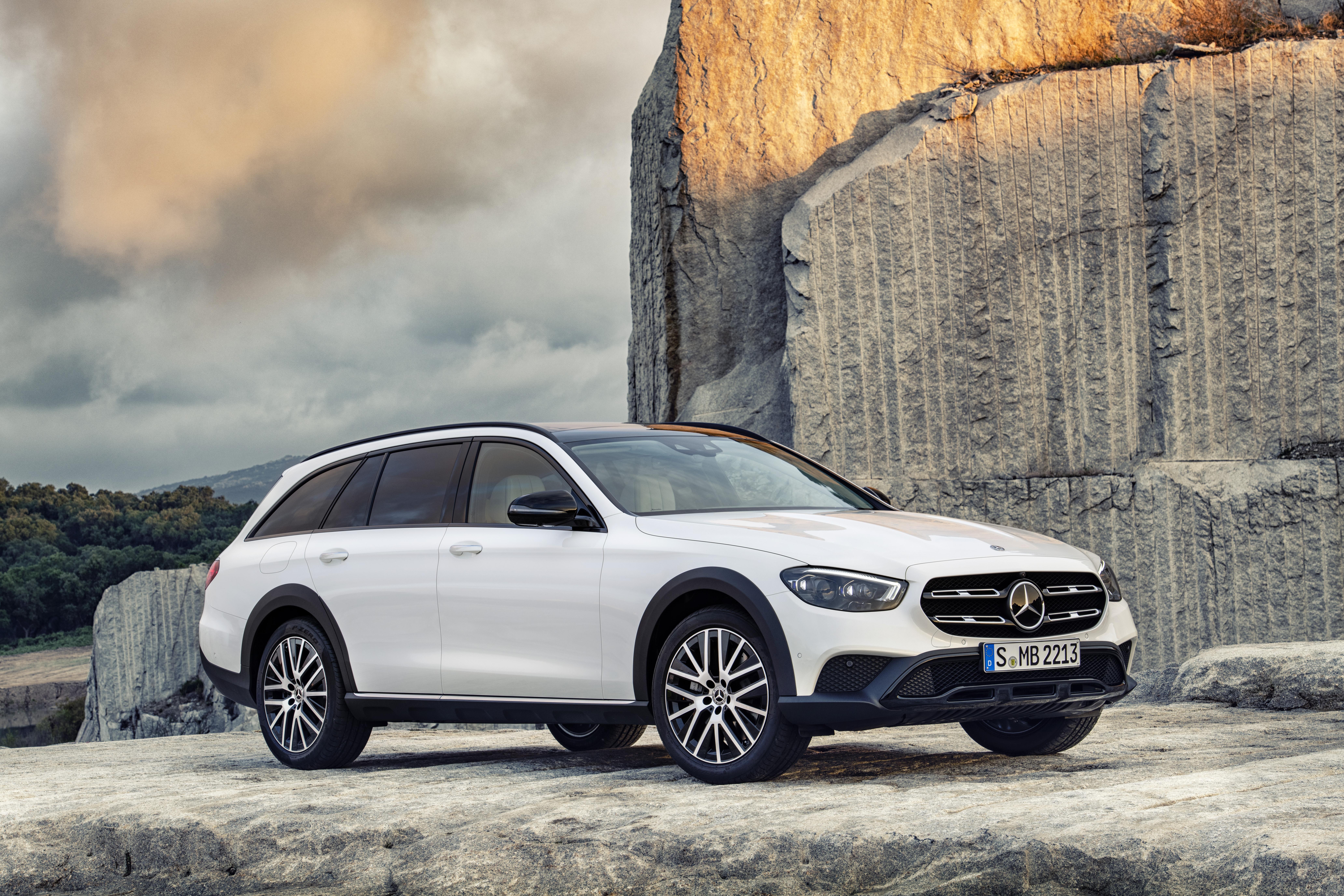 Mercedes-Benz E-Klasse All-Terrain, 2020Mercedes-Benz E-Class All-Terrain, 2020