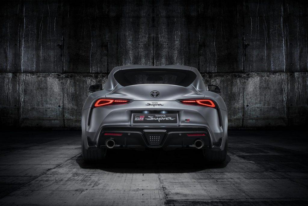 Toyota GR Supra 2020